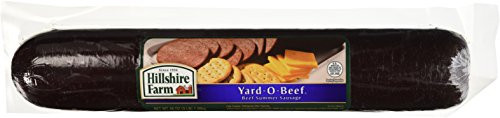 Hillshire Farms Beef Summer Sausage  Hillshire Farm Yard O Beef Summer Sausage 3lb $11 72