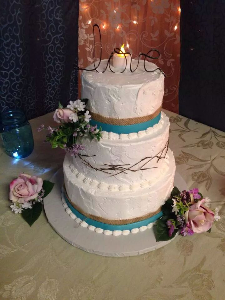 Hippie Wedding Cakes  Rustic hippie wedding cake Hippie weddings