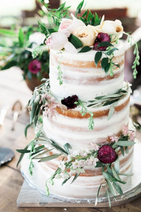 Hippie Wedding Cakes  Bohemian Wedding Ideas DIY Boho Chic Wedding The 36th