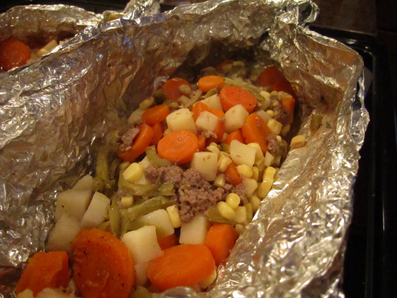 Hobo Dinners Camping  Recipes Made My Way Hobo Dinners