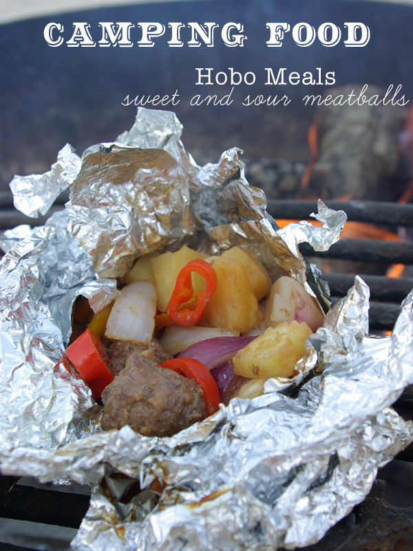 Hobo Dinners Camping  Oleander and Palm Camping Food Hobo Meals
