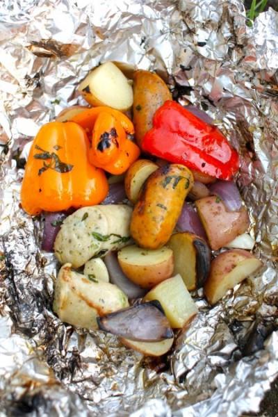 Hobo Dinners Camping  Hobo Pocket
