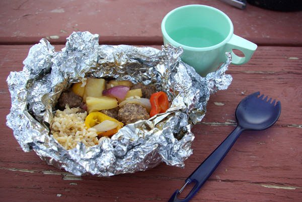 Hobo Dinners For Camping  Oleander and Palm Camping Food Hobo Meals