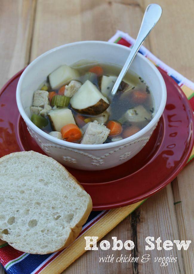 Hobo Stew Camping  Best 25 Hobo stew ideas on Pinterest