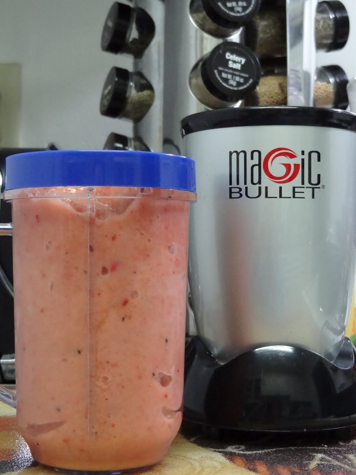 Homemade Fruit Smoothies Healthy  Double the Decor Homemade Fruit Smoothie