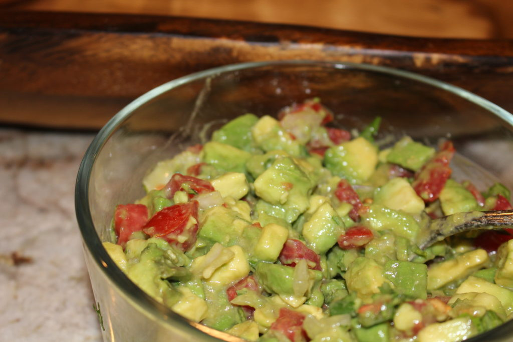 Homemade Guacamole Healthy  Easy Homemade Guacamole The Health Nut Mama