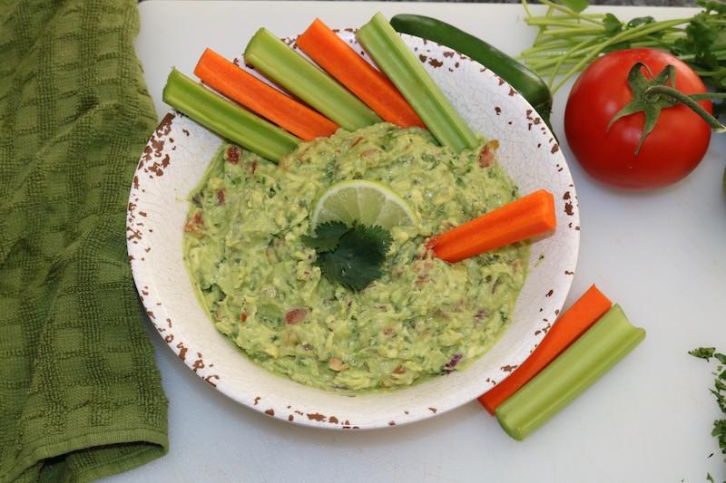Homemade Guacamole Healthy  Homemade Guacamole Easy to Make Recipe