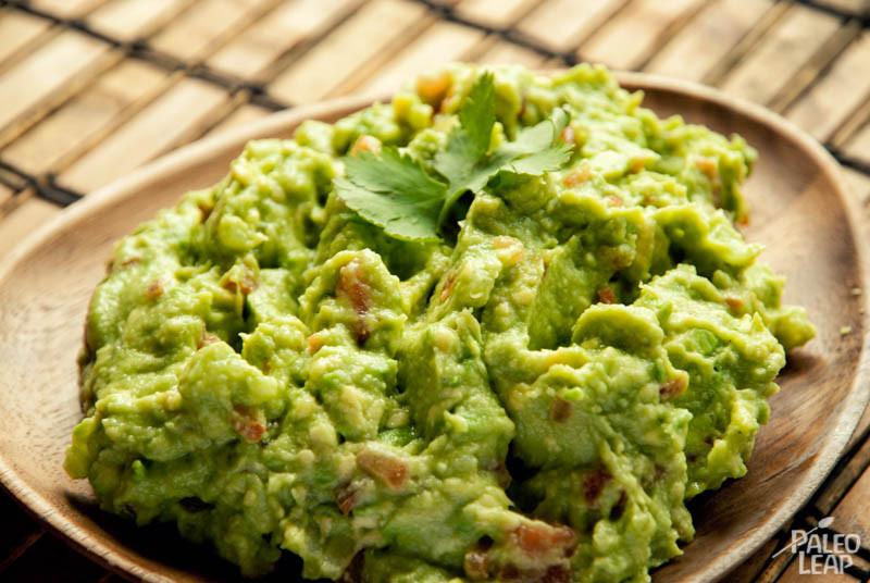 Homemade Guacamole Healthy  10 Easy Paleo Recipes for Beginners