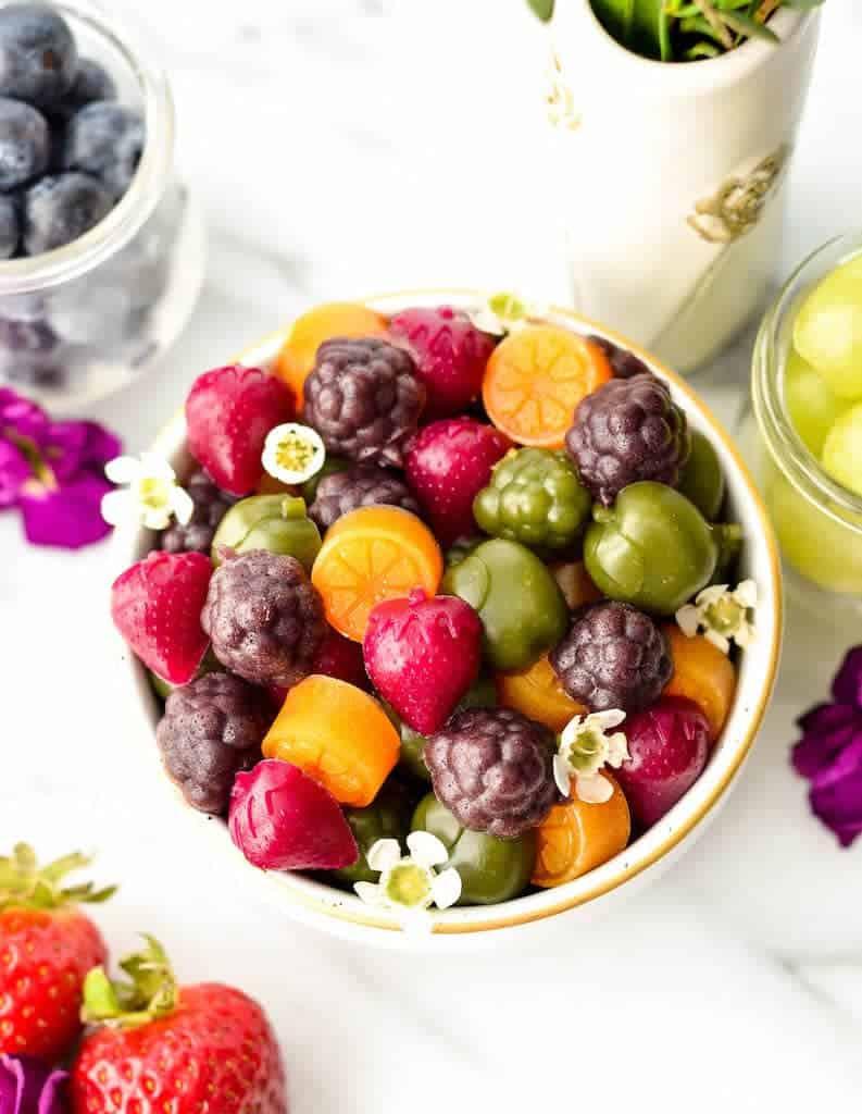 Homemade Healthy Snacks  Healthy Homemade Fruit Snacks with Whole Fruits & Veggies