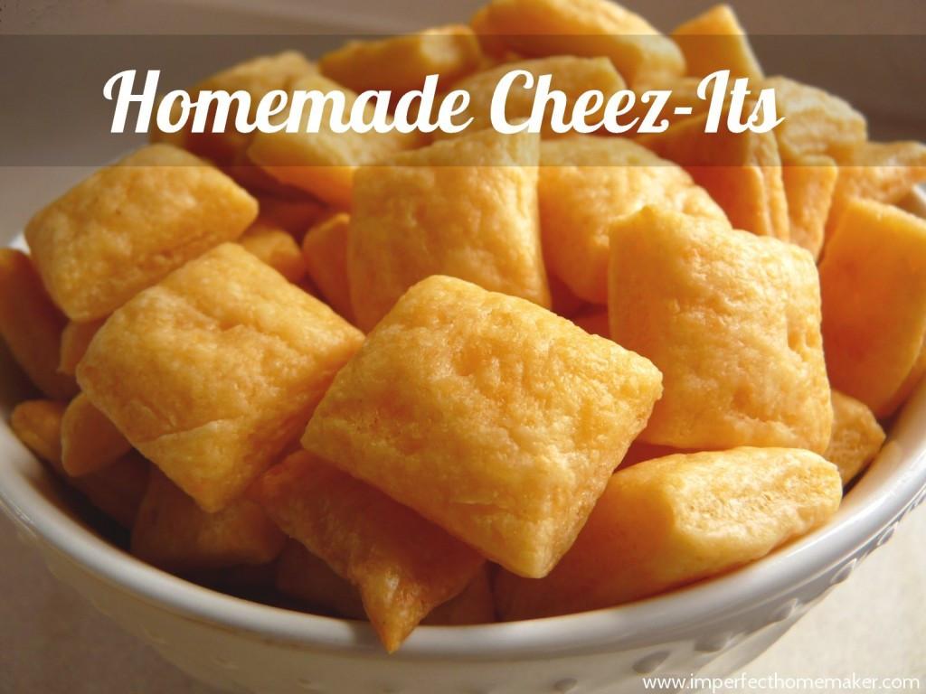 Homemade Healthy Snacks  13 Healthy Snacks That Kids Will Enjoy
