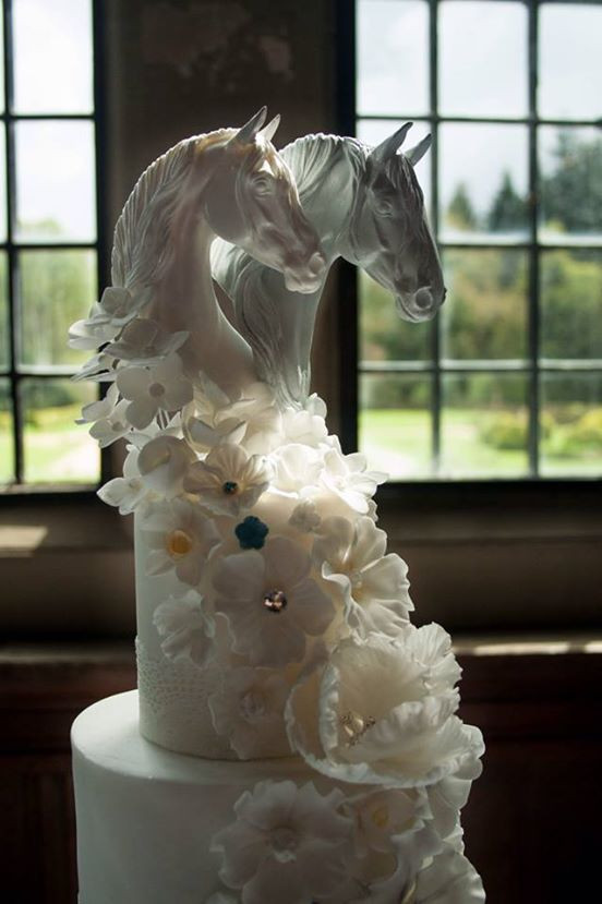 Horse Wedding Cakes  The Ultimate Wedding Cake For Equestrians
