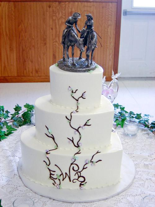 Horse Wedding Cakes  32 Amazing Horse Cakes
