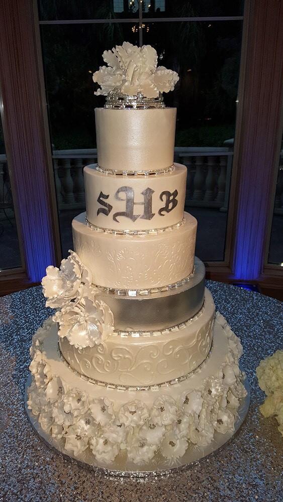 Houston Wedding Cakes  Cake Designer Houston TX Wedding Cakes By Tammy Allen