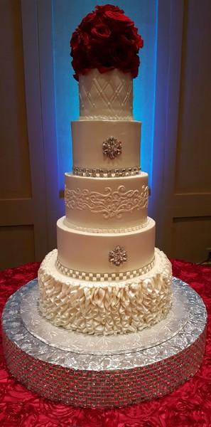 Houston Wedding Cakes  Wedding Cakes by Tammy Allen Houston TX Wedding Cake