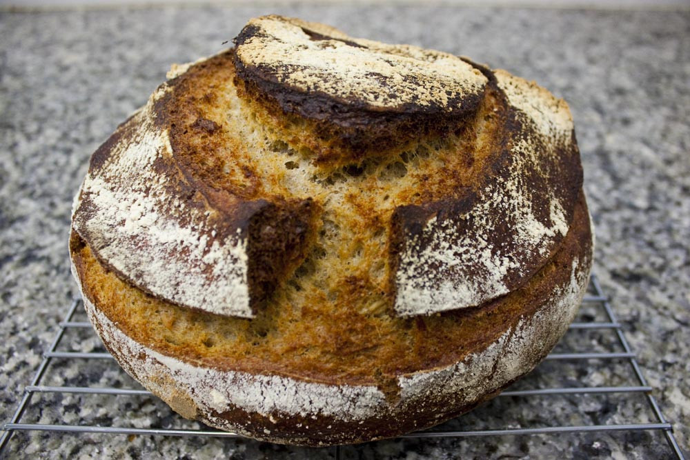 How Healthy Is Sourdough Bread  Sourdough Bread Recipe Variations Think Eat Be Healthy