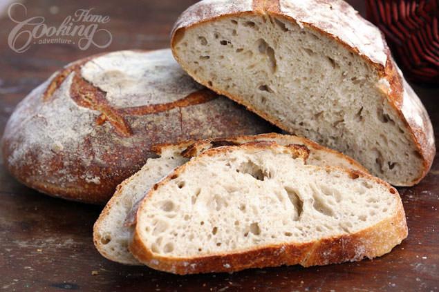 How Healthy Is Sourdough Bread  Easy Sourdough Bread Vermont Bread Home Cooking Adventure