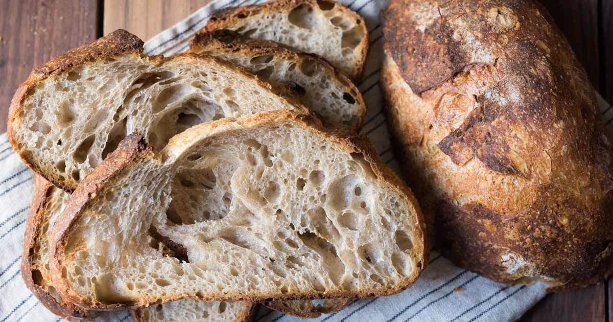 How Healthy Is Sourdough Bread  How to Make Healthy Delicious Sourdough Bread Recipe