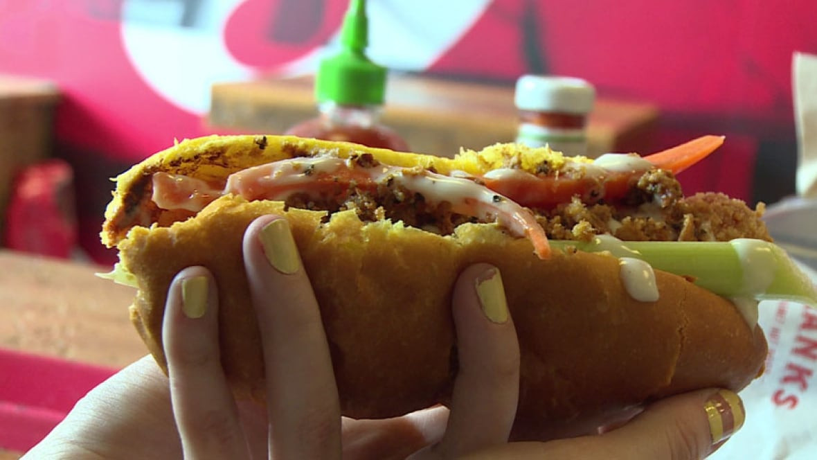 How Unhealthy Are Hot Dogs  Hot dogs ditch bad rap and go gourmet Business CBC News
