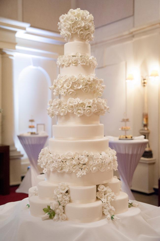 Huge Wedding Cakes  Big wedding cakes idea in 2017