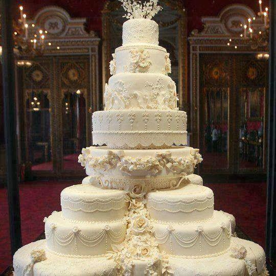 Huge Wedding Cakes  Big Wedding Cake Wedding Pinterest