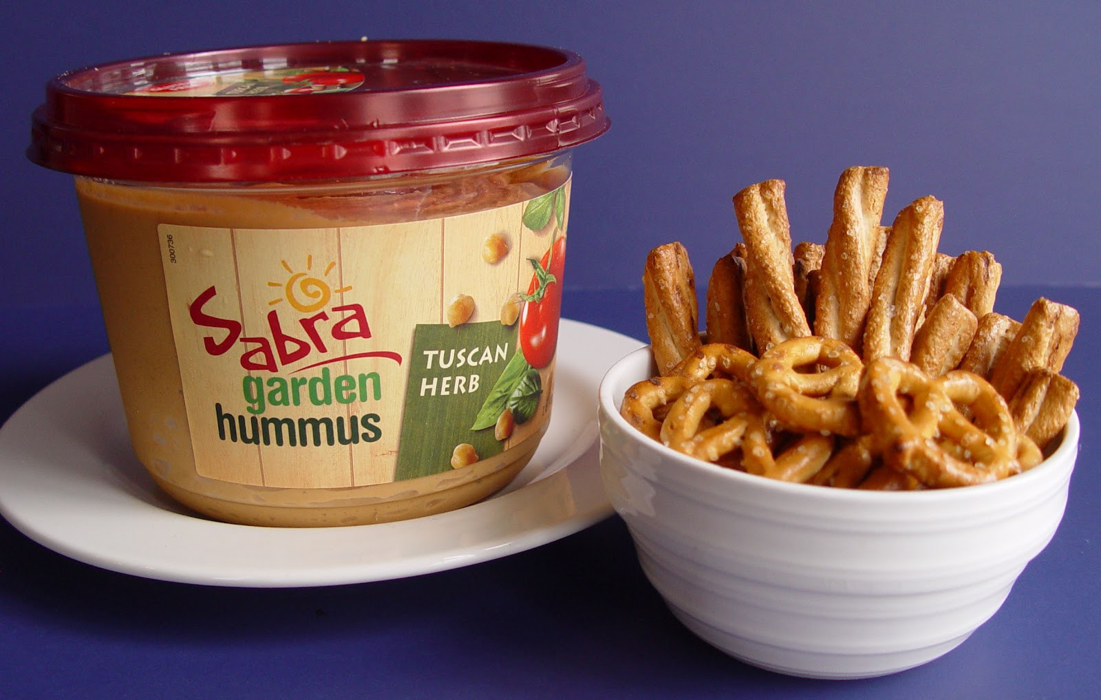 Hummus And Pretzels Healthy  Ten Healthy Snacks with Printable Page