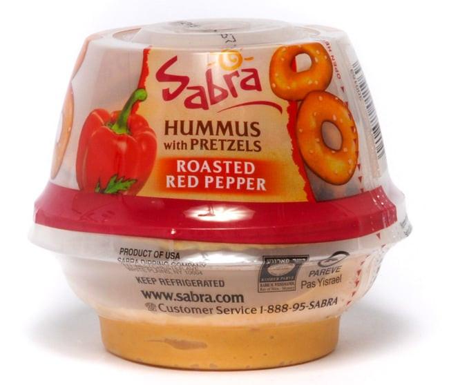 Hummus And Pretzels Healthy  Sabra Hummus and Pretzel Cups