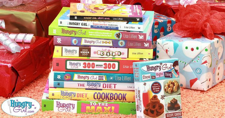 Hungry Girl Clean & Hungry: Easy All-Natural Recipes For Healthy Eating In The Real World  Hungry Girl Book Guide Cookbooks Diet Book & More