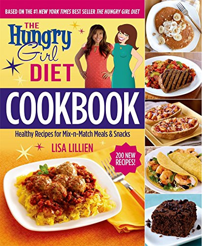 Hungry Girl Clean & Hungry: Easy All-Natural Recipes For Healthy Eating In The Real World  Hungry Girl Kamisco