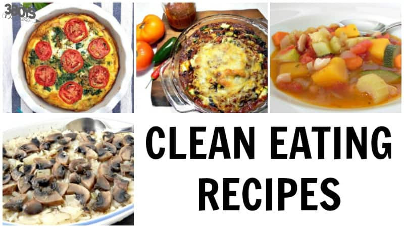 Hungry Girl Clean & Hungry: Easy All-Natural Recipes For Healthy Eating In The Real World  Over 30 Clean Eating Recipes – 3 Boys and a Dog – 3 Boys