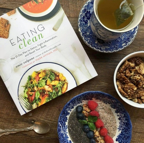 Hungry Girl Clean & Hungry: Easy All-Natural Recipes For Healthy Eating In The Real World  Stay Motivated With These New Health Books