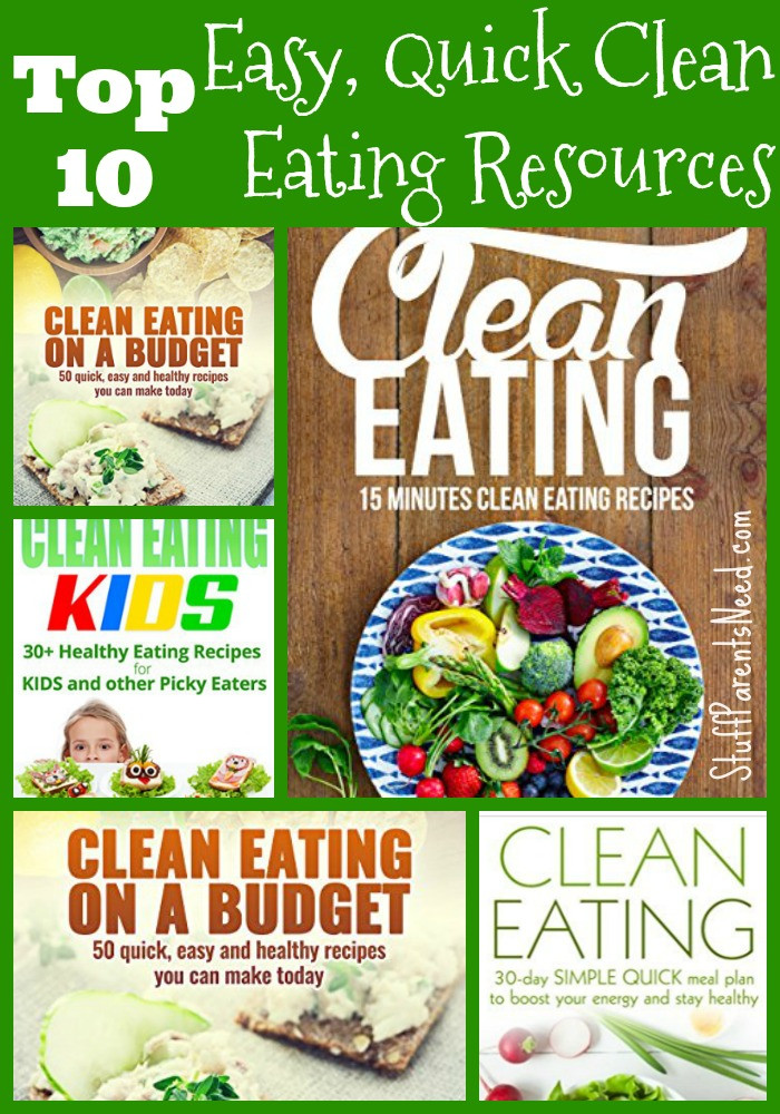Hungry Girl Clean & Hungry: Easy All-Natural Recipes For Healthy Eating In The Real World  Easy Clean Eating Recipes Top 10 Cookbooks That Will Save