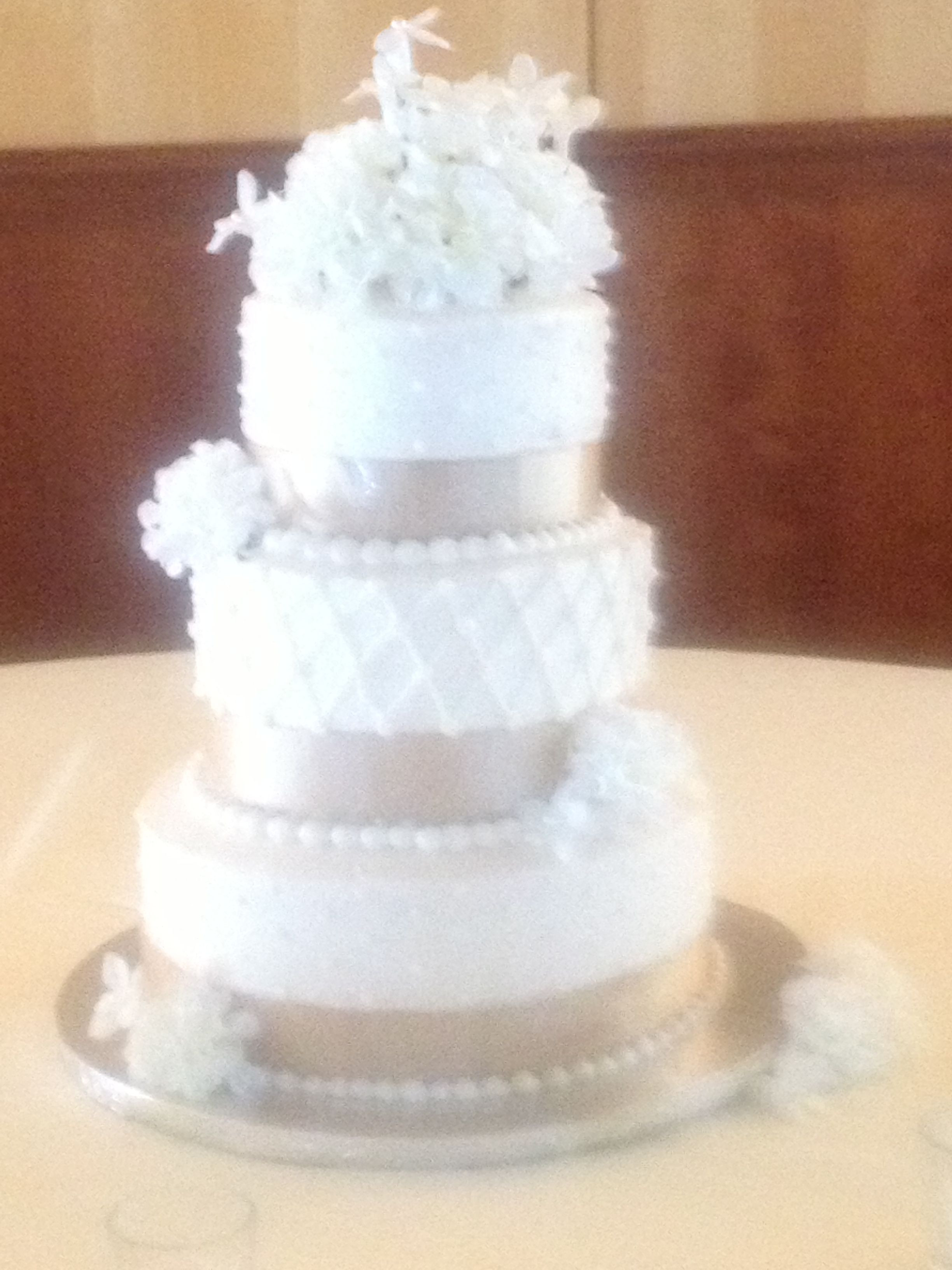 Hy Vee Wedding Cakes  Pin Hy Vee Decorated Cakes Touchdown Football Cake