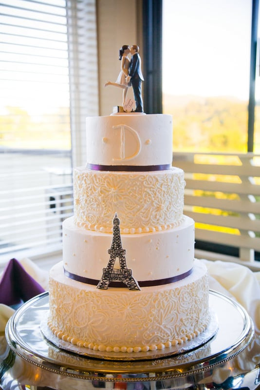 I Do Wedding Cakes Morgan Hill  The cake was perfect from top to bottom curtesy of