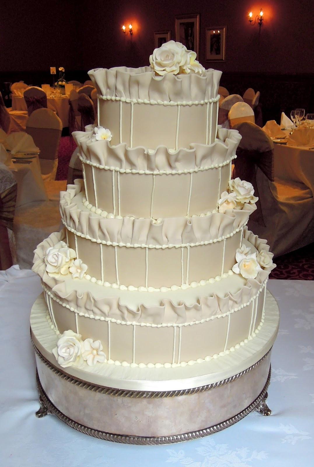 I Do Wedding Cakes  Cake [grrls] cakery
