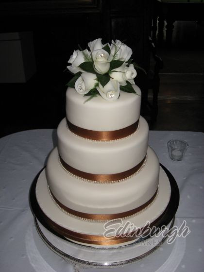 Iced Wedding Cakes  Iced Wedding Cakes · Gallery · Edinburgh Cakes