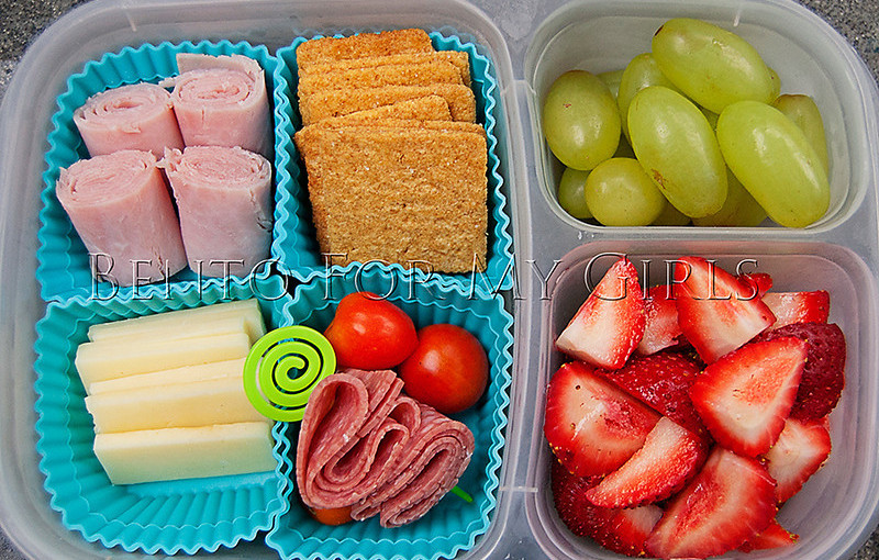 Ideas For Healthy Lunches  100 Healthy Lunch Ideas