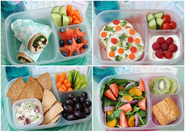 Ideas For Healthy Lunches  Gallery Quick Healthy Lunch Ideas