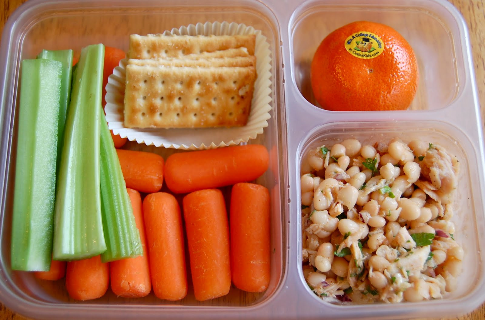 Ideas For Healthy Lunches  Chef Mommy MAIL BAG Healthy Lunch Ideas