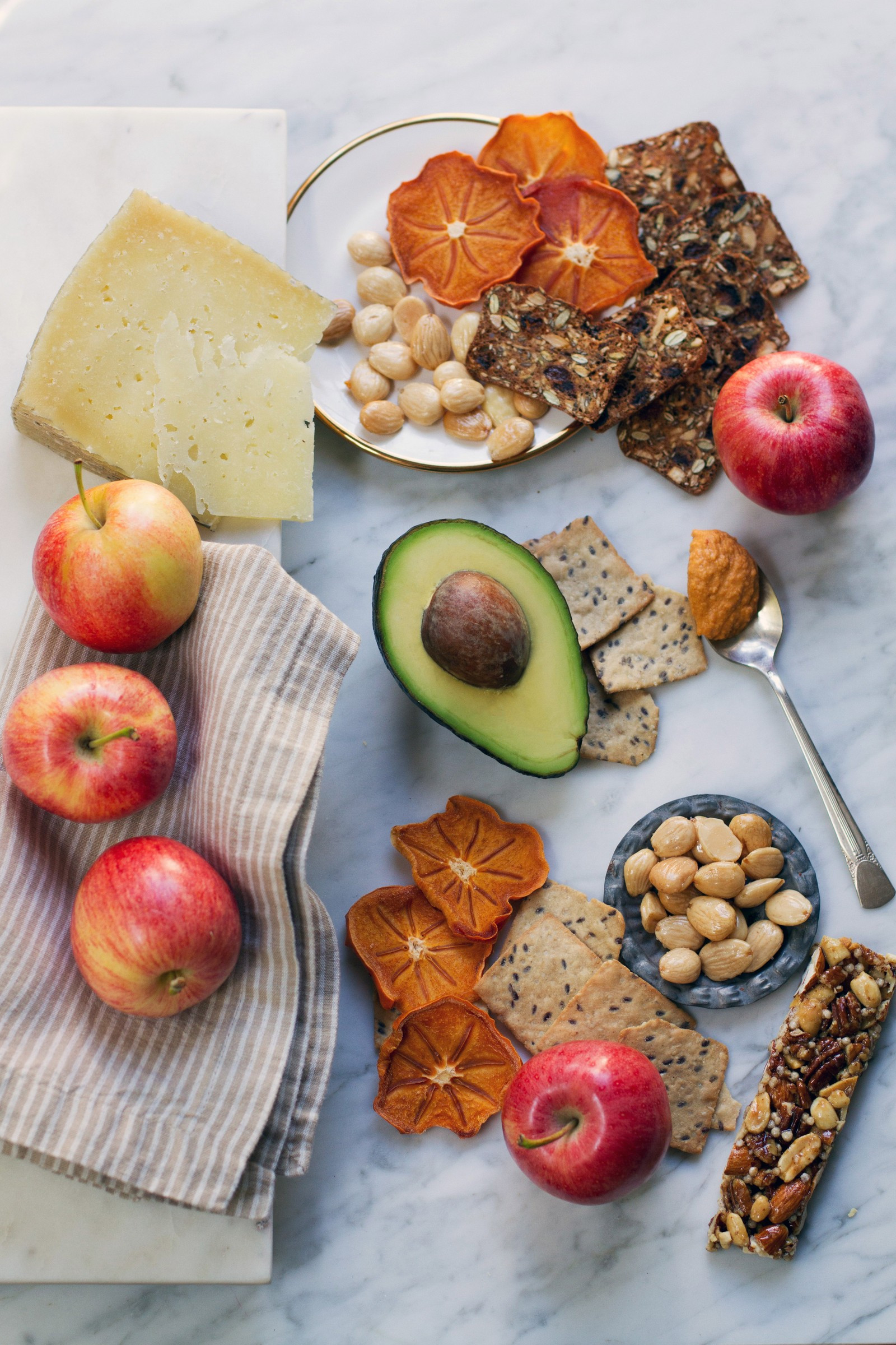 Image Of Healthy Snacks  Travel Snacks That Taste Better Than Airplane Food