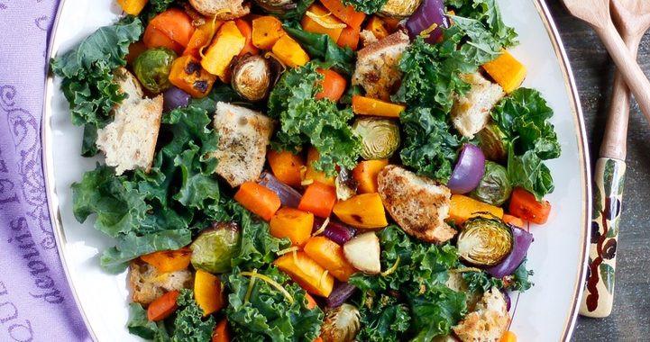Ina Garten Roasted Summer Vegetables  roasted ve able platter ina garten