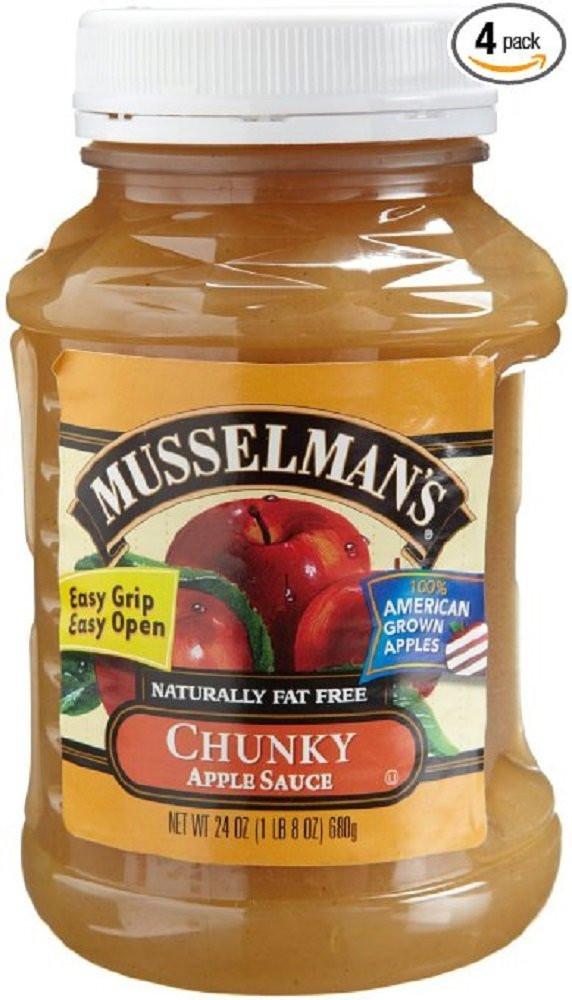 Indian Summer Applesauce  chunky applesauce brands