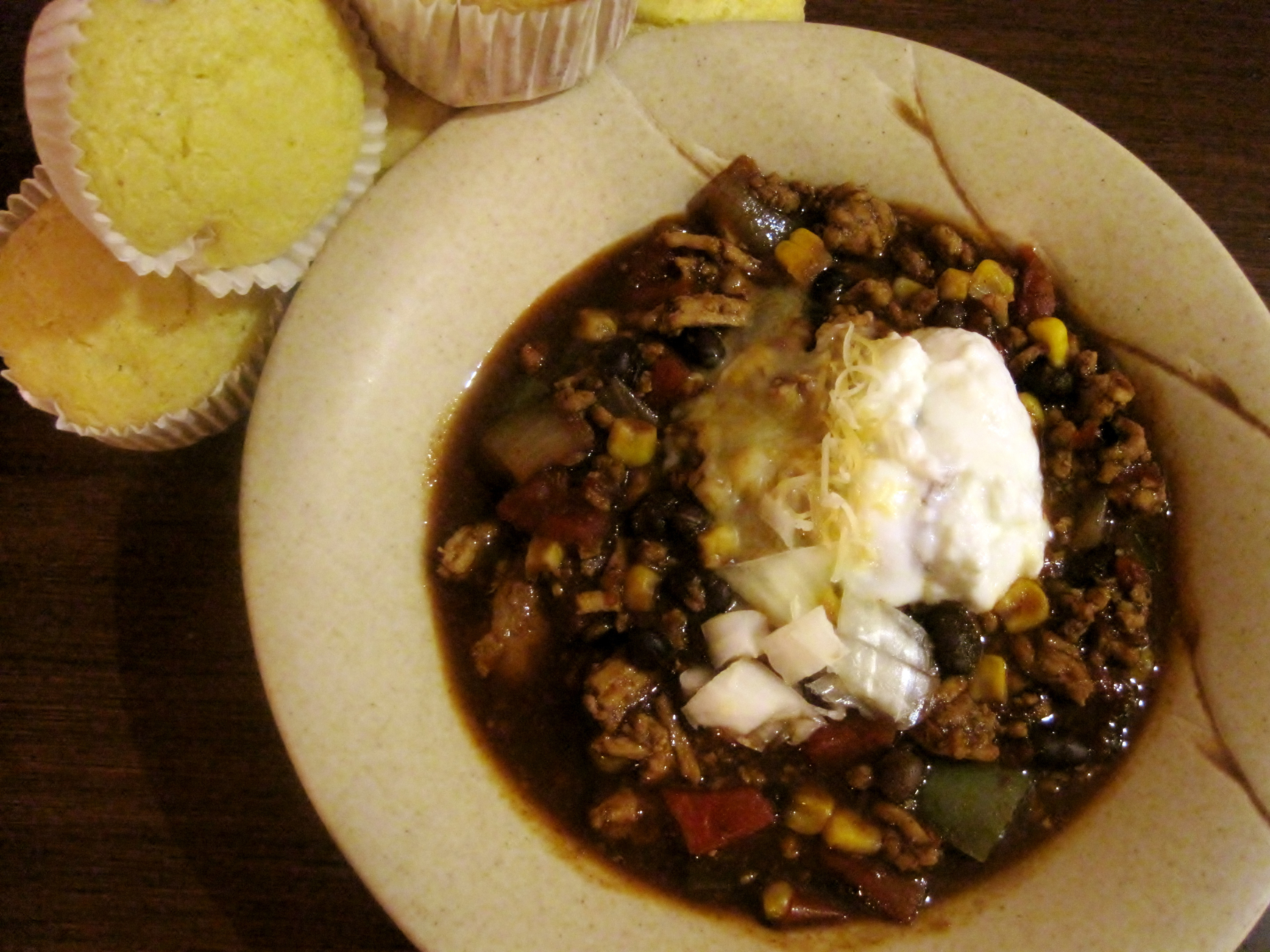 Indian Summer Turkey Chili  Cooking with Z Blog Archive Indian Summer Chili with