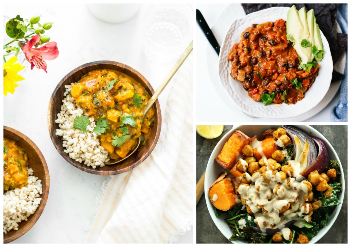 Inexpensive Healthy Dinners  7 Healthy Dinner Ideas A Bud That Are Total fort Food