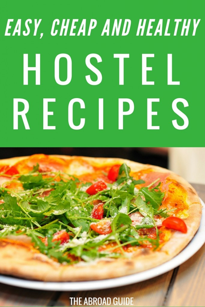 Inexpensive Healthy Dinners  6 Easy Cheap and Healthy Hostel Meals The Abroad Guide