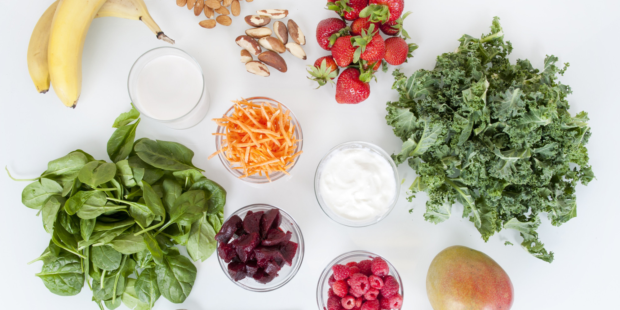 Ingredients For Healthy Smoothies  5 Healthy Smoothies Nutrition Experts Swear By And They
