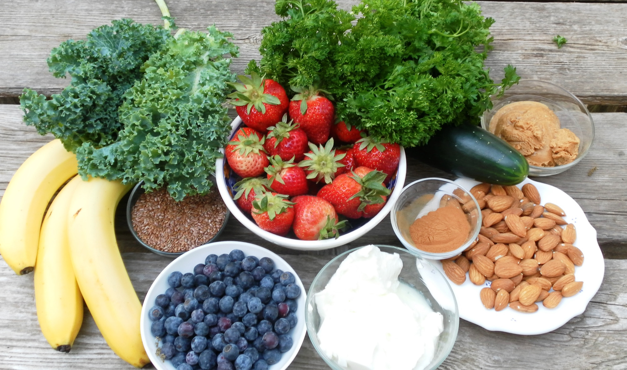 Ingredients For Healthy Smoothies  Advantages of Using a Smoothie Blender