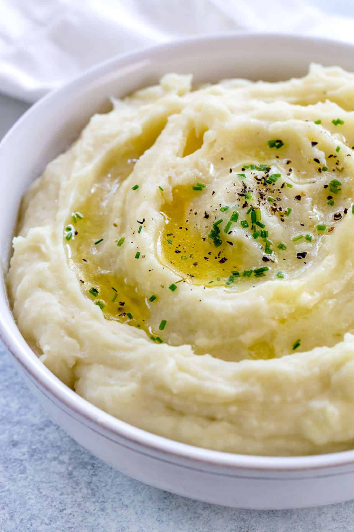 Instant Mashed Potatoes Healthy  Instant Pot Mashed Potatoes Jessica Gavin
