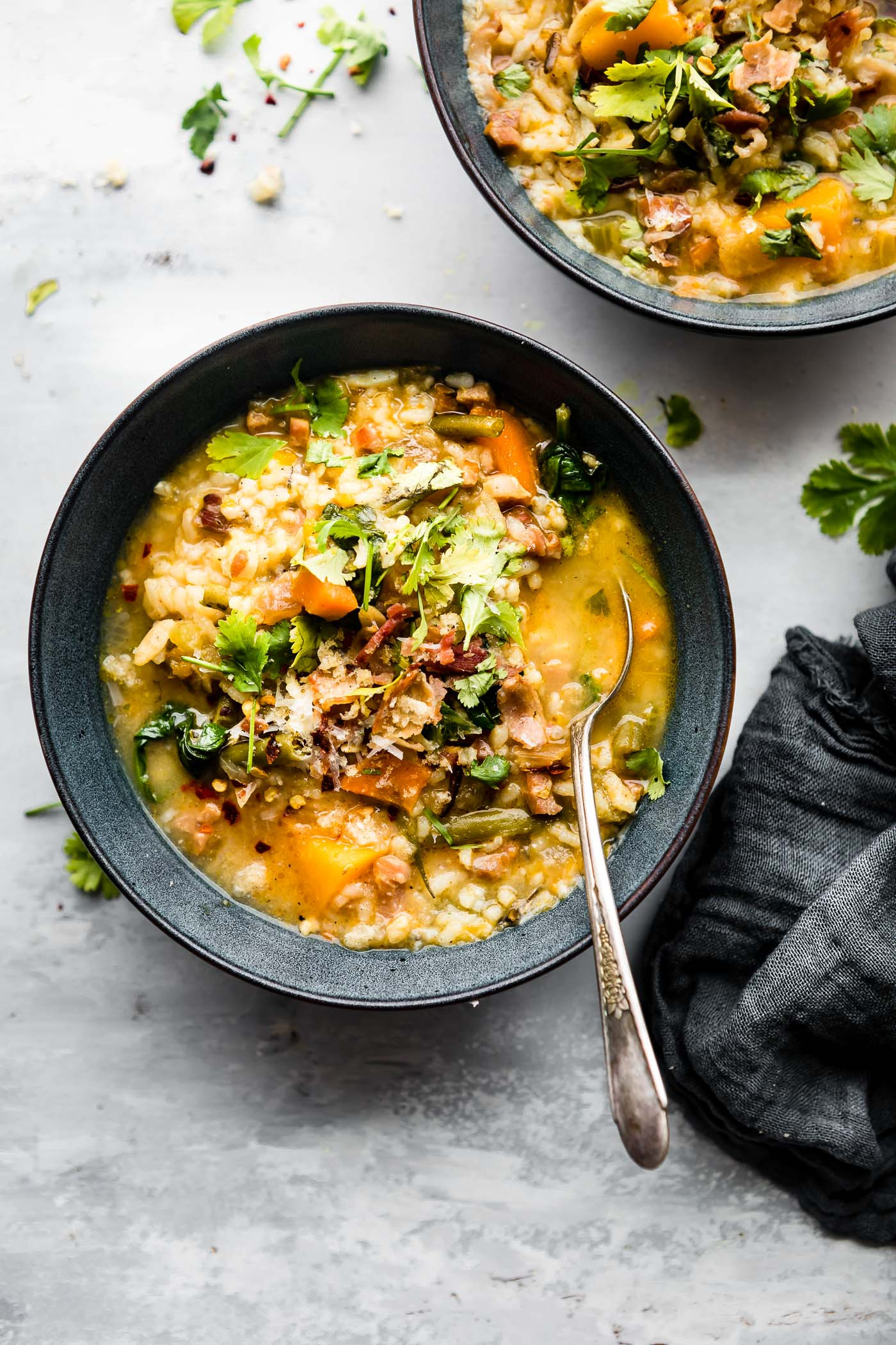Instant Pot Healthy Soup Recipes  Everything But the Kitchen Sink Soup Instant Pot or Stove