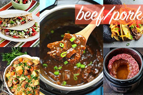 Instant Pot Recipes Summer  30 Summer Instant Pot Recipes Under 30 Minutes Kitschen Cat