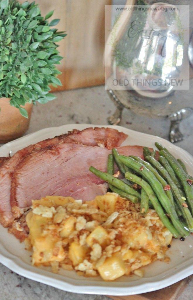 Irish Easter Dinner  Best 20 Easter Dinner Menu ideas on Pinterest